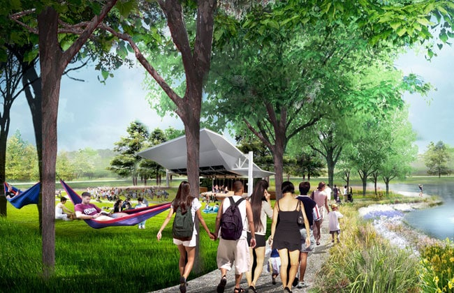 'World-class' central park coming to Lafayette
