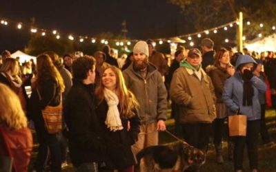 Christmas in the Park at Moncus Park this Friday, December 15