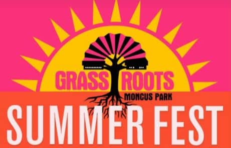 Grass Roots Summer Fest tonight at Moncus Park