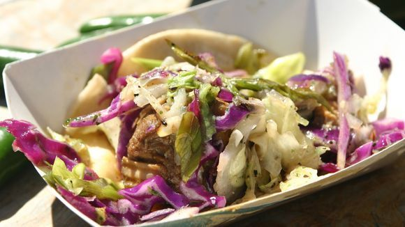Food vendors announced for the Taco Festival