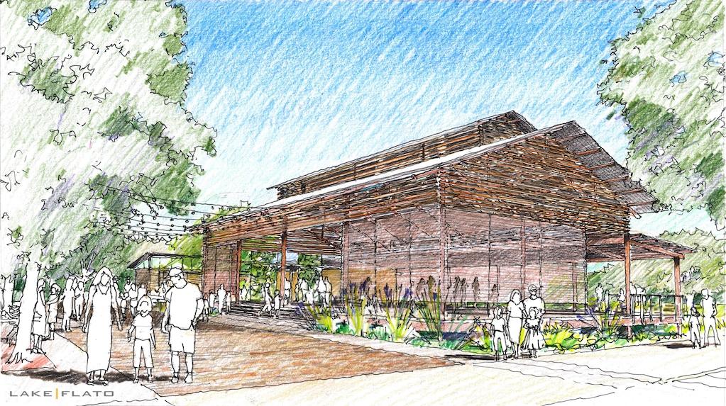 Farmers Market Pavilion design unveiled