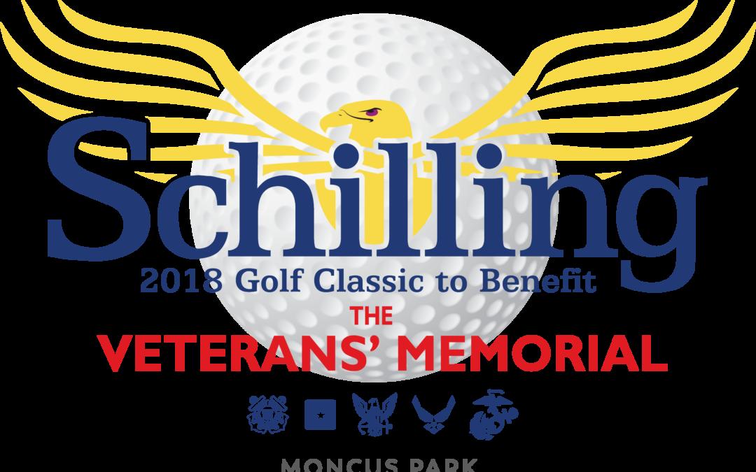 Schilling's company golf tournament raises money for veterans' memorial