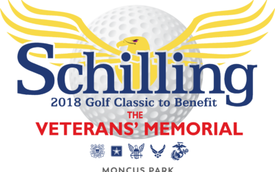 Schilling's company golf tournament raises money for veterans' memorial