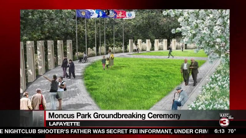Moncus Park to hold groundbreaking ceremony tonight, March 27