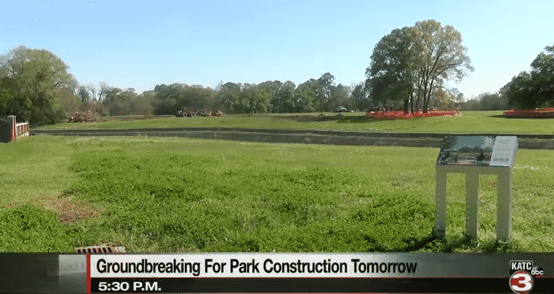 Moncus Park to hold groundbreaking ceremony for phase 1 of construction