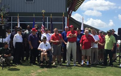 Schilling Distributing Leads The Way Funding Veterans' Memorial