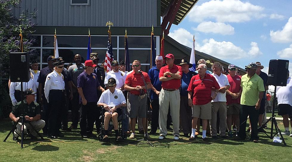 Schilling Distributing Leads The Way Funding Veterans' Memorial