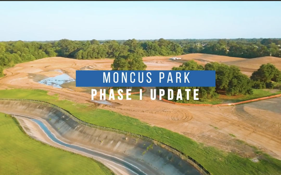 Moncus Park Phase 1 Tour – Part 1
