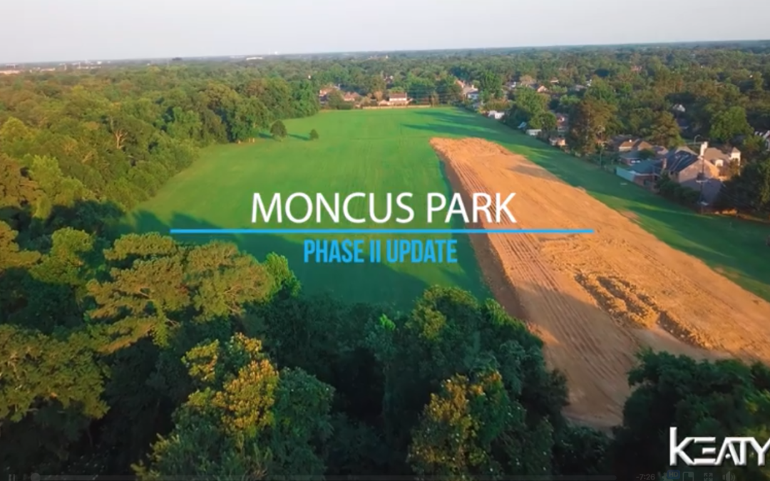 Moncus Park Phase 1 Tour – Part 2