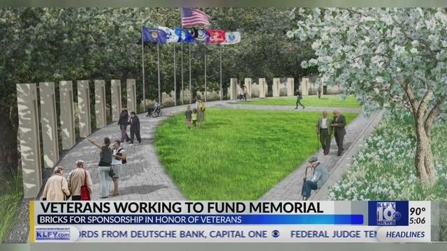 Lafayette Veterans Working to Fund Memorial Park
